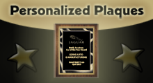 Personalized Plaques