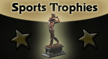 Sports League Trophies